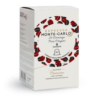 st domingo pure origine capsules cafe compatibles nespresso