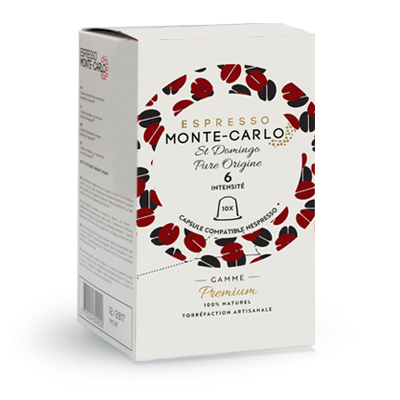 st domingo pure origine capsules cafe compatibles nespresso