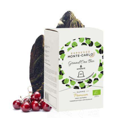 capsules de cafe compatibles nespresso espresso monte-carlo