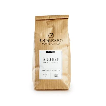 Sachet de café en grain millésime