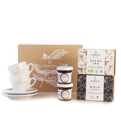 Coffret Premium Espresso-Monte Carlo